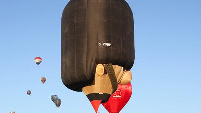G-POMP - Cameron Bearskin 100 - Private