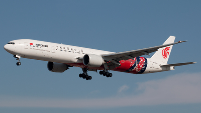 B-2047 - Boeing 777-39LER - Air China