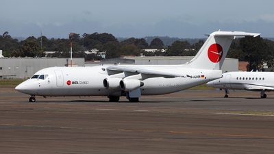 D-AJAM - British Aerospace BAe 146-300(QT) - WDL Aviation
