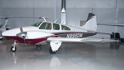 N998DM - Beechcraft 95-A55 Baron - Private