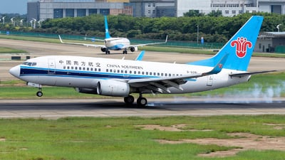 B-5281 - Boeing 737-71B - China Southern Airlines