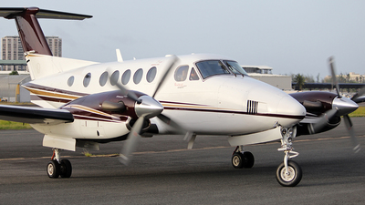 A picture of N313BM - Beech B200GT Super King Air - [BY50] - © toyo_69pr