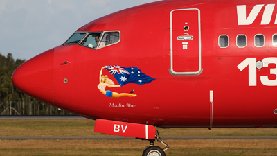 VH-VBV - Boeing 737-7BK - Virgin Blue Airlines