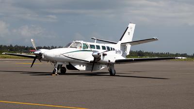 5H-PAY - Reims-Cessna F406 Caravan II - Fly Zanzibar