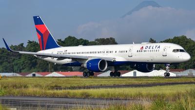 N550NW - Boeing 757-251 - Delta Air Lines