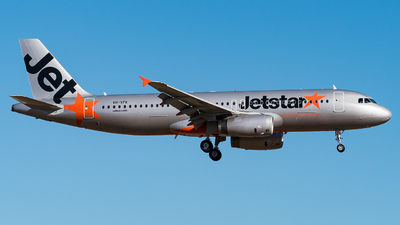 A picture of VHVFK - Airbus A320232 - Jetstar Airways - © Andrew Lesty