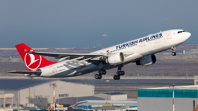 A picture of TCJIT - Airbus A330223 - Turkish Airlines - © Mustafa Sandikci
