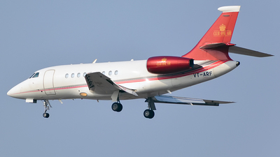 VT-ARF - Dassault Falcon 2000 - Club One Air