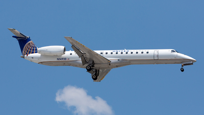 N14920 - Embraer ERJ-145LR - United Express (ExpressJet Airlines)