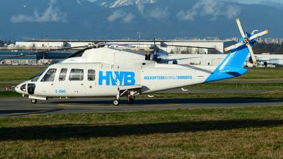 C-GIHS - Sikorsky S-76A - HeliJet