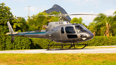 PT-ECB - Helibrás AS-350B3 Esquilo - Private