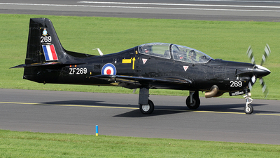 A picture of ZF269 - Short Tucano T.1 -  - © Ian Howat