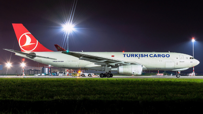 TC-JDR - Airbus A330-243F - Turkish Airlines Cargo