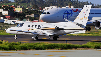 F-HFRA - Cessna 501 Citation SP - Private