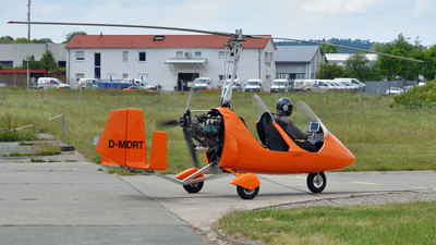 D-MDRT - AutoGyro Europe MT-03 Eagle - Private