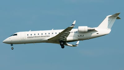 OY-RJC - Bombardier CRJ-100LR - Global Reach Aviation