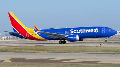 N8715Q - Boeing 737-8 MAX - Southwest Airlines
