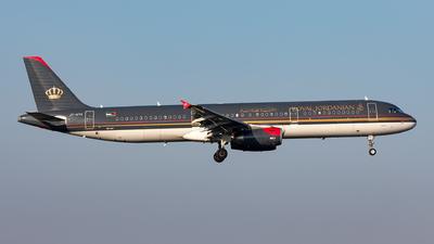 JY-AYV - Airbus A321-231 - Royal Jordanian
