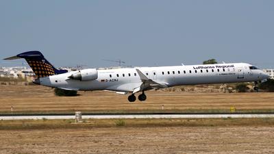 D-ACNJ - Bombardier CRJ-900LR - Lufthansa Regional (CityLine)