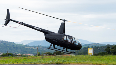 PP-MCT - Robinson R44 Raven II - Private