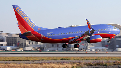 N968WN - Boeing 737-7H4 - Southwest Airlines