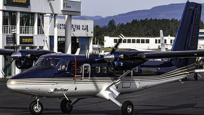 N600MH - Viking DHC-6-400 Twin Otter - Maritime Helicopters