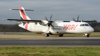A picture of FHOPZ - ATR 72600 - [1265] - © Romain Salerno / Aeronantes Spotters