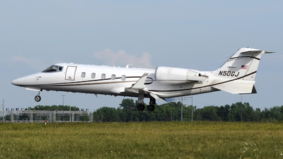 N50GJ - Bombardier Learjet 60 - Private