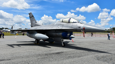 93-0535 - Lockheed Martin F-16CM Fighting Falcon - United States - US Air Force (USAF)