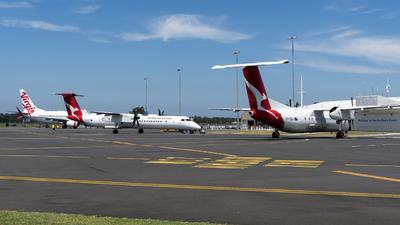 YBNA - Airport - Ramp