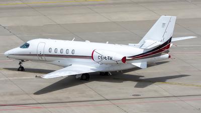 CS-LTH - Cessna Citation Latitude - NetJets Europe
