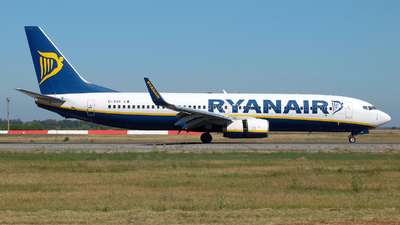 EI-DYK - Boeing 737-8AS - Ryanair