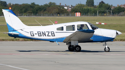 G-BNZB - Piper PA-28-161 Warrior II - Private