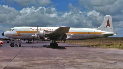 HI-251 - Douglas DC-6A Liftmaster - Carga Aerea Dominicana
