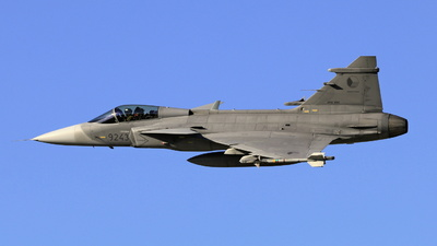 9243 - Saab JAS-39C Gripen - Czech Republic - Air Force