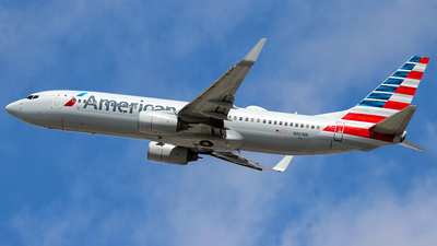 A picture of N861NN - Boeing 737823 - American Airlines - © Obed Diaz