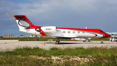 N26DJ - Gulfstream G-IV - Private