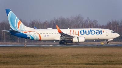 A6-FEY - Boeing 737-8KN - flydubai