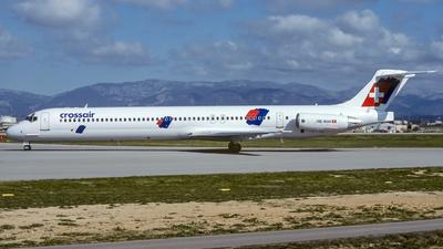 HB-INW - McDonnell Douglas MD-82 - Crossair