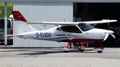 D-EUGH - Tecnam P2008-JC MKII - Private