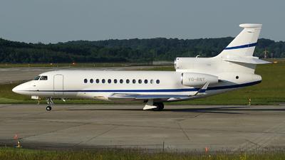 VQ-BNT - Dassault Falcon 7X - Private