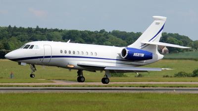 N5811M - Dassault Falcon 2000EX - Private