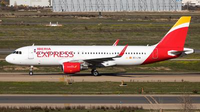 A picture of ECLYM - Airbus A320216 - Iberia Express - © Nowakowski Adrian