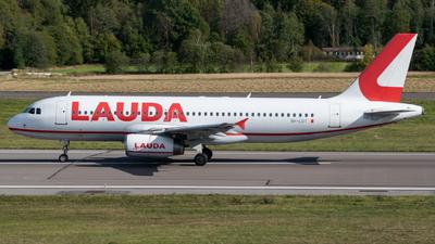 9H-LOT - Airbus A320-232 - Lauda Europe