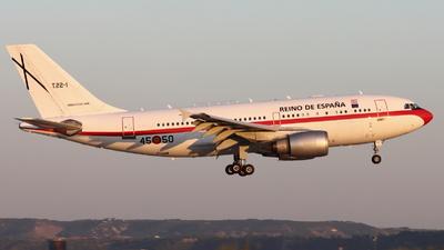 T.22-1 - Airbus A310-304 - Spain - Air Force