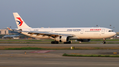 B-5969 - Airbus A330-343 - China Eastern Airlines