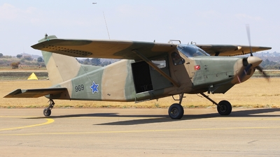 ZU-CWZ - Atlas AL-60C-4M Kudu - Private