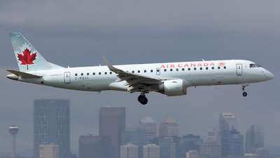A picture of CFHJJ - Embraer E190AR - [19000041] - © Sandra