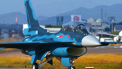 33-8118 - Mitsubishi F-2B - Japan - Air Self Defence Force (JASDF)