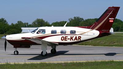 OE-KAR - Piper PA-46-350P Malibu Mirage - Private